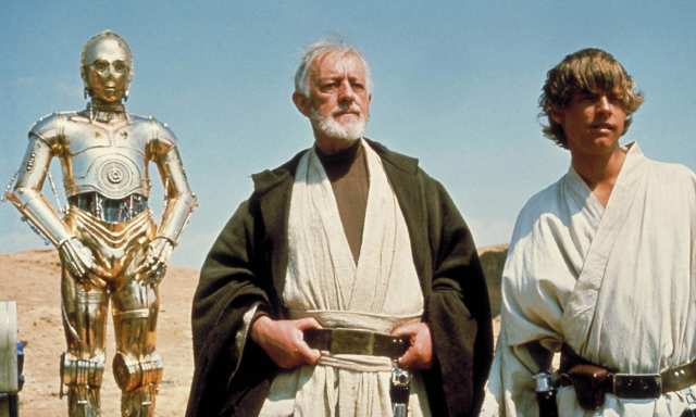 To accompany Reuters interview Arts Starwars
