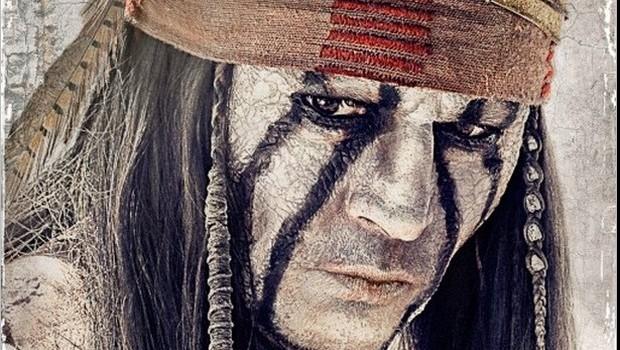 The Lone Ranger-dietro-le-quinte
