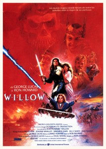 willow recensione poster