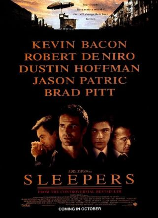 sleepers recensione poster