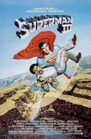 superman III recensione poster