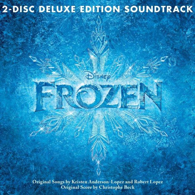 Frozen colonna sonora