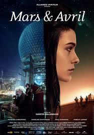 Mars e Avril poster