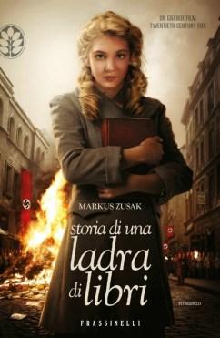 Storia di una ladra di libri  recensione poster