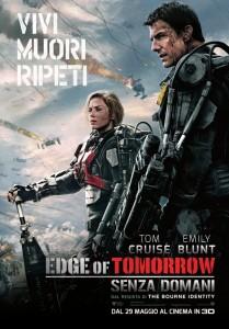 Edge of Tomorrow recensione film
