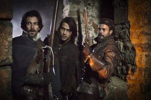 The Musketeers 1×01