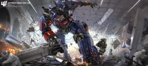 Transformers 4 Concept 7