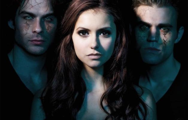 sono Elena e Damon dal diario vampiro risalente nella vita reale
