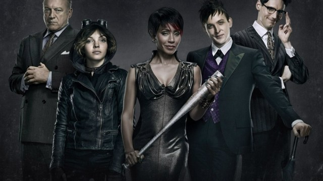 Gotham 1x01