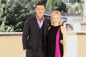 Luke Evans e Sarah Gordon 4