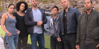 Fast and Furious 7 cast