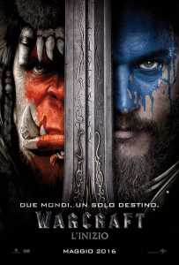 Warcraft l'inizio poster