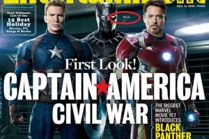 Civil War cover polemica