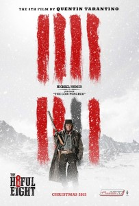 The Hateful Eight Michael Madsen poster