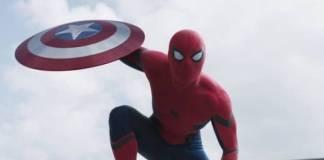 Spider-Man civil war homecoming