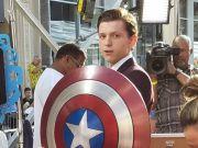 Spider-Man - Homecoming - Tom Holland Avengers: Infinity War