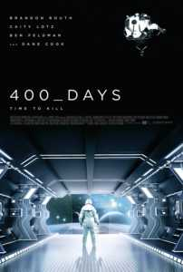 400 Days Matt Ostermann poster