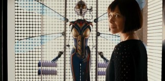 Evangeline Lilly ant-man and the wasp
