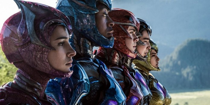 power rangers film al cinema