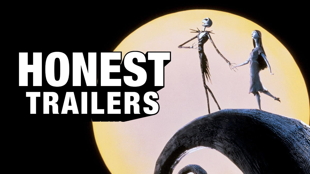 Nightmare Before Christmas: il trailer onesto del film