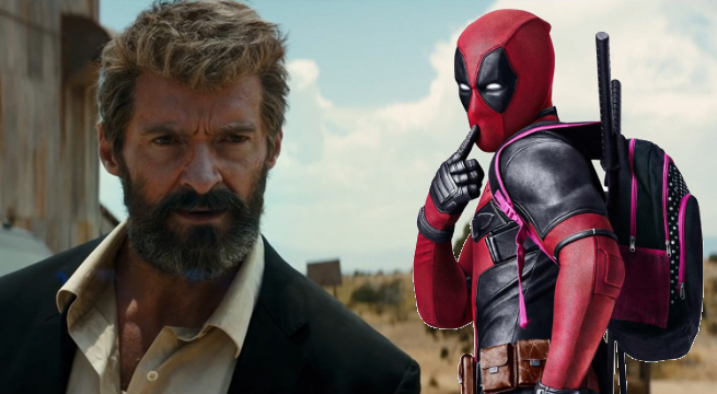 Logan - Deadpool