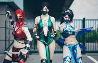 mortal kombat cosplay