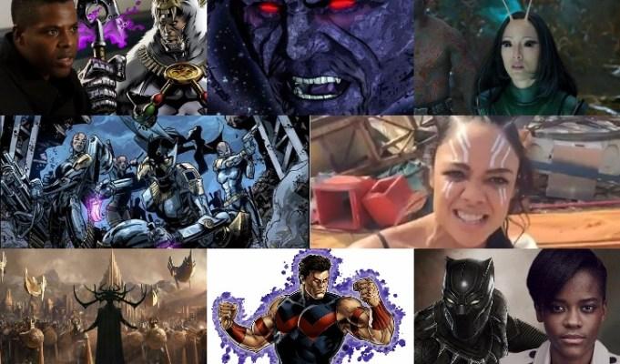 Personaggi Marvel Film