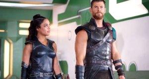 Thor Ragnarok men in black