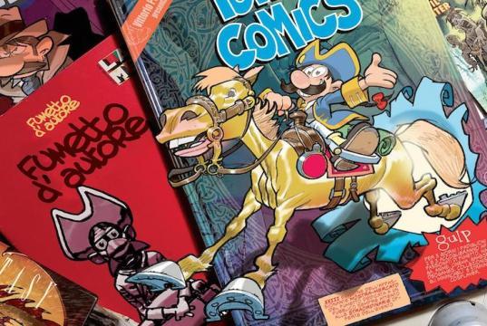 Torino Comics 2017