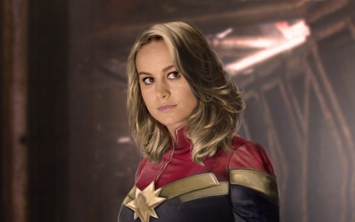 captain marvel avengers Infinity War