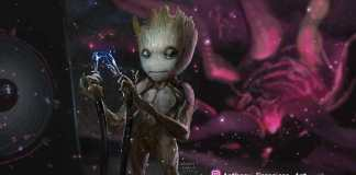 Guardiani della Galassia Vol 2: Baby Groot