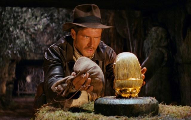Indiana Jones I PREDATORI DELL'ARCA PERDUTA