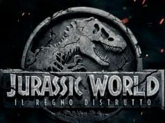 Jurassic World: Il Regno distrutto film