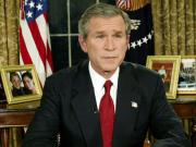 christian bale george w. bush