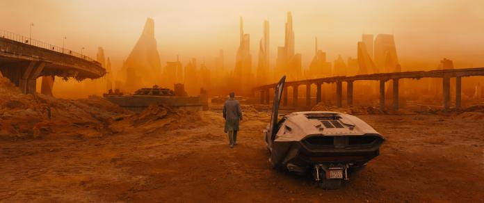 BLADE RUNNER 2049 film al cinema