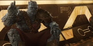 Taika Waititicameo Thor: Ragnarok