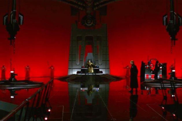 Leader Snoke Star Wars: Episodio IX