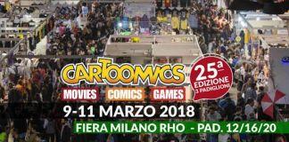 Cartoomics 2018