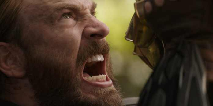 Chris Evans Avengers: Infinity War