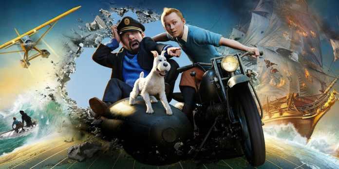 Steven Spielberg Tintin 2