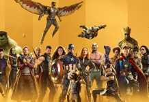 avengers 4 marvel studios