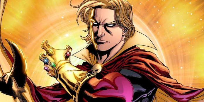 avengers infinity war adam warlock