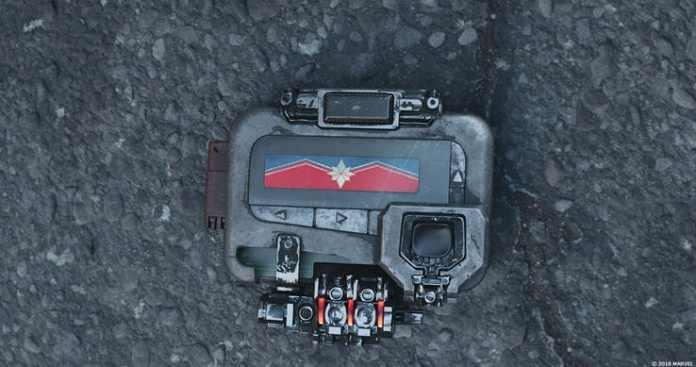 avengers infinity war Captain Marvel