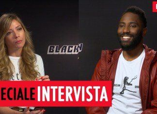 John David Washington intervista