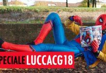 Lucca Comics 2018 cosplay