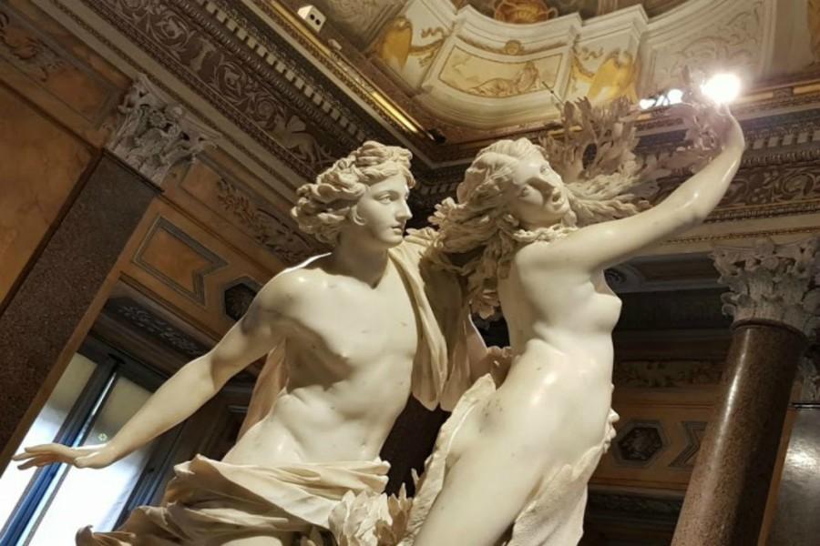 Lo Stile Di Bernini.Bernini Recensione Del Documentario Sulla Mostra Di Villa Borghese