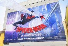 Spider-Man: Un nuovo universo ragnatela milano