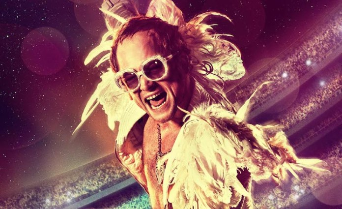 Rocketman cannes 2019