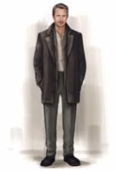 Lubert - working coat