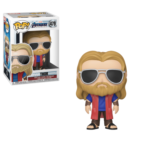 personaggio Exclusive THOR-Korg con amico Miek Funko Pop